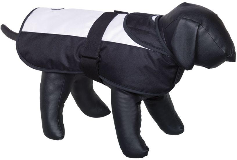 Nobby Caibo obleček pro psa s teflonem bílá 70cm