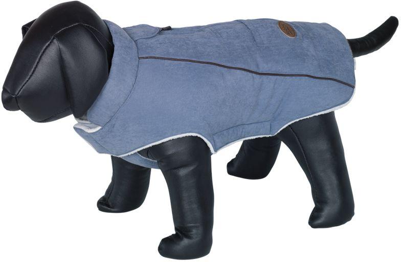 Nobby CAJA impregnovaná vesta pro psa modrá 20cm