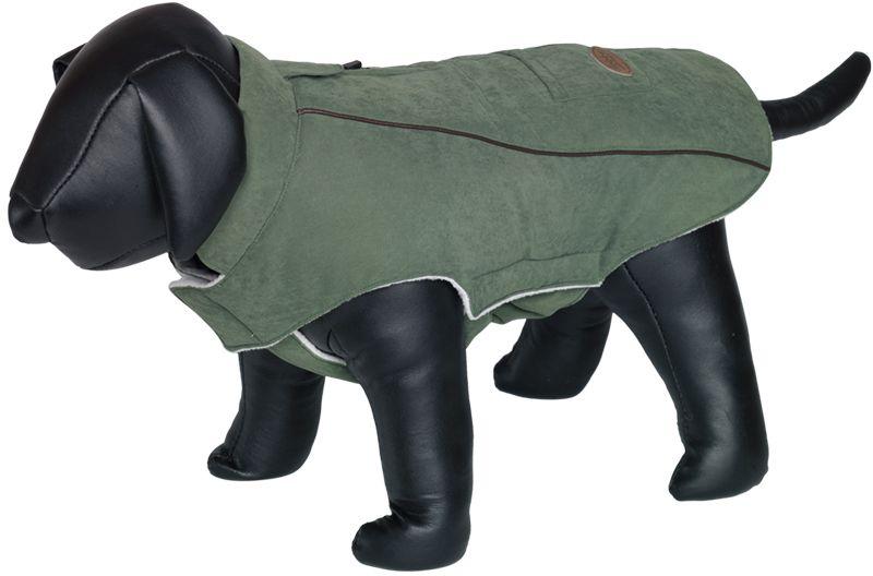 Nobby CAJA impregnovaná vesta pro psa zelená 23cm