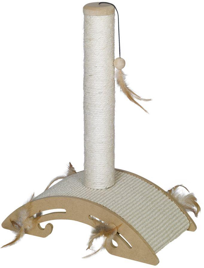 Nobby Activity Toy aktivní škrabadlo pro kočku 40x21x52cm