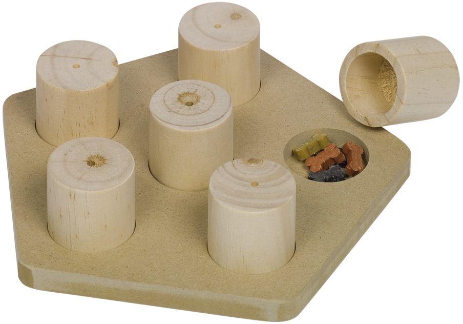 Nobby BrainBoard Cylinder interaktivní hračka 23cm