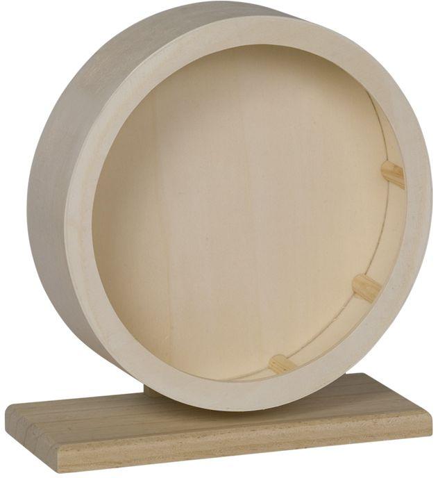 Nobby Woodland dřevěný tichý kolotoč pro hlodavce 29cm