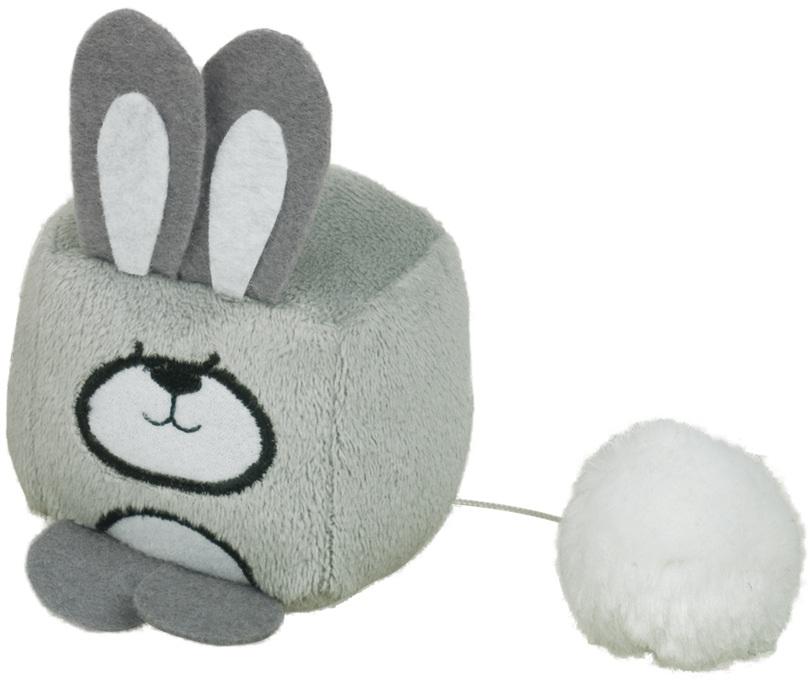 Nobby hračka pro kočky natahovací zajíc 6cm