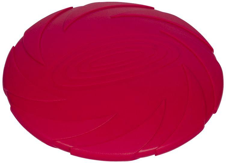 Nobby Frisbee létající talíř M červená 18cm