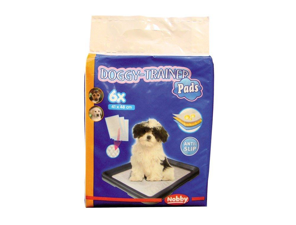 Nobby Doggy Trainer S podložky pro štěňata 48 x 41 cm 6 ks