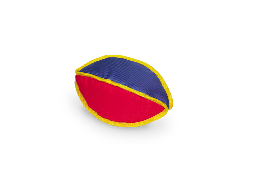 Nobby TAFFTOY Rugby míč hračka nylon 24x12 cm