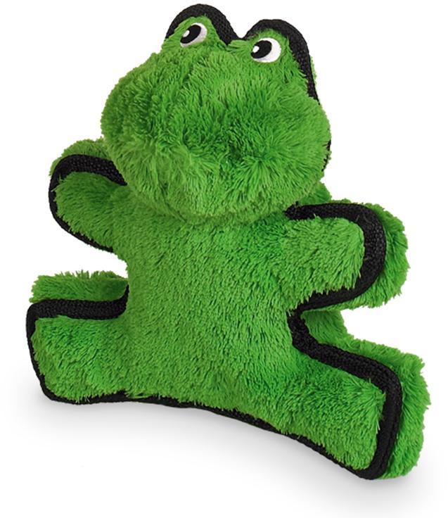 Nobby Extra Strong plyšová odolná hračka žába 24cm