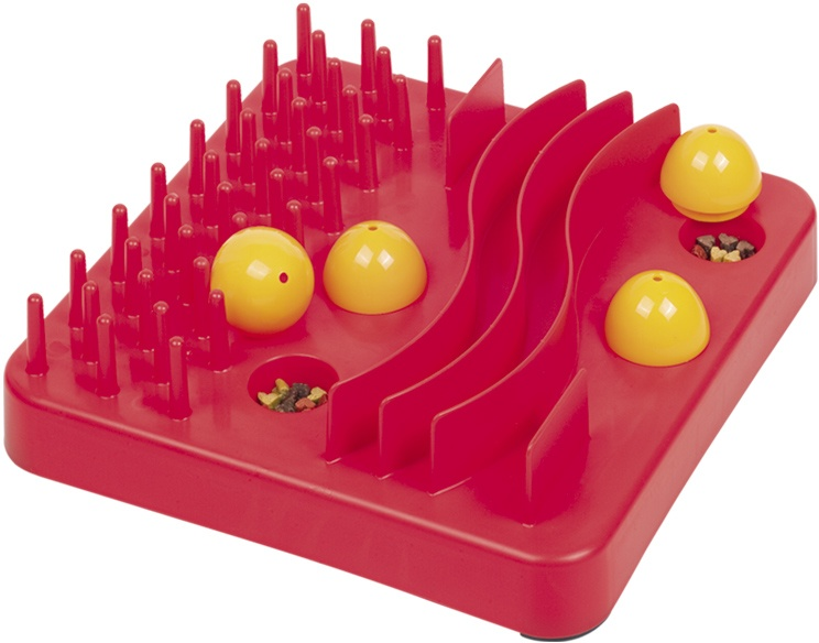 Nobby BrainBoard Square interaktivní hračka pro psy 30x30cm