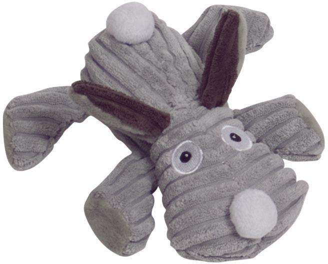 Nobby manšestrová hračka pro psa pejsek 18 cm