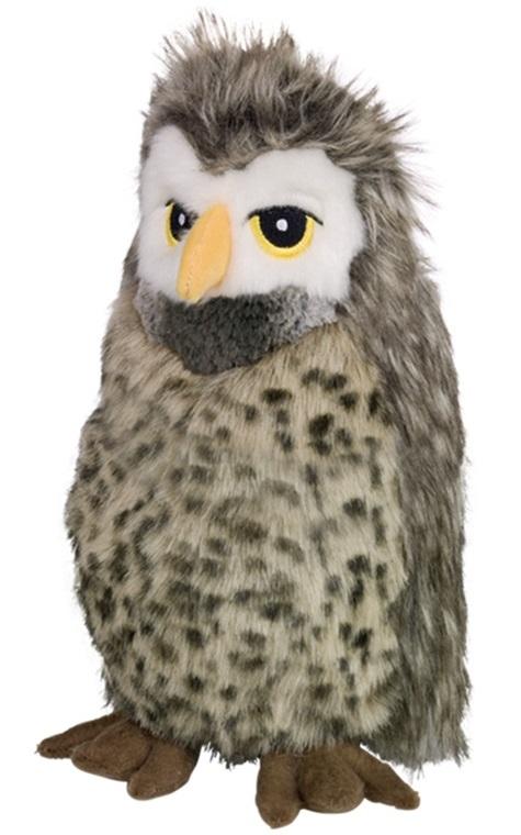 Nobby hračka plyšová velká sova 30cm