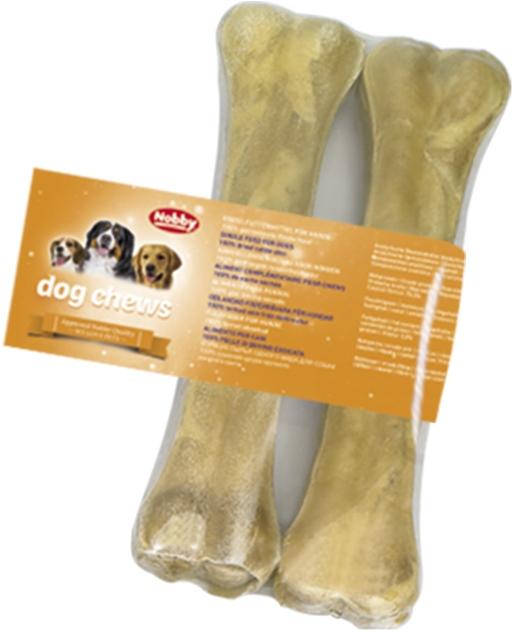 Nobby kost buvolí hygienicky balená 21,5cm 2ks