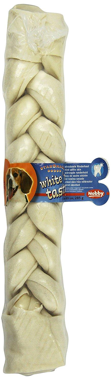 Nobby StarSnack White'n Tasty copánek 25cm 1ks