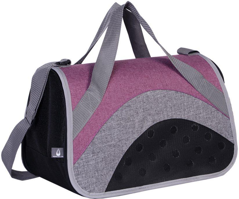 Nobby Tenerife růžová taška do 6kg 41x27x27cm