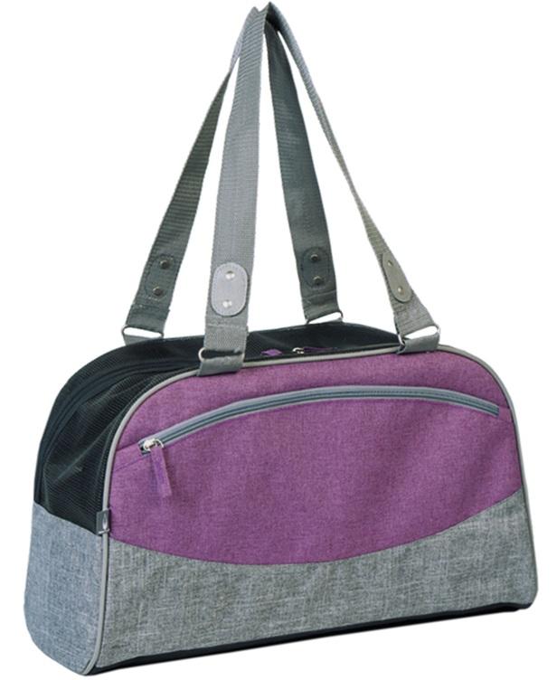 Nobby Java růžová taška do 7kg 45x19x26cm