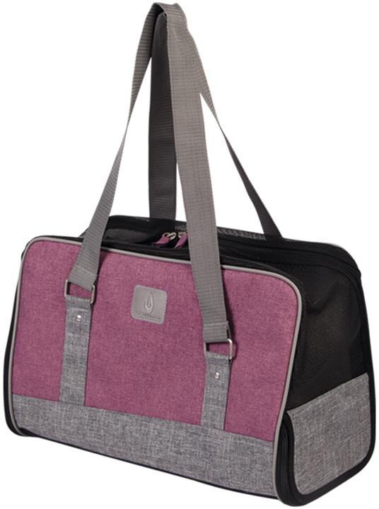 Nobby Jamaica růžová taška 2v1 do 6kg 41x21x28cm