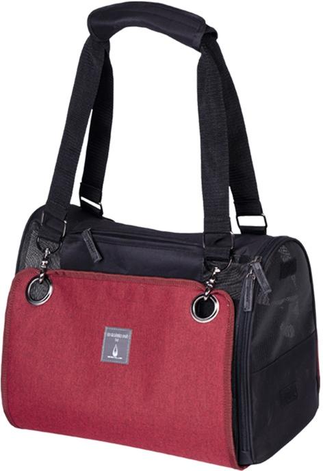 Nobby Modulo červená taška 2v1 do 5kg 41x19x27cm