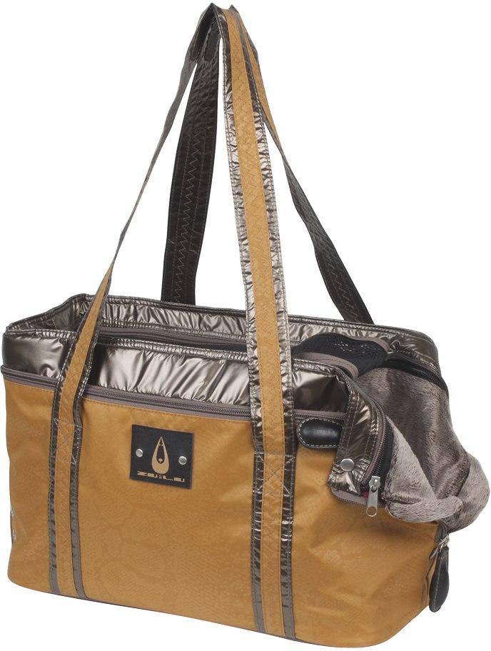 Nobby Karen luxusní taška na psa do 6kg 39x19x26cm