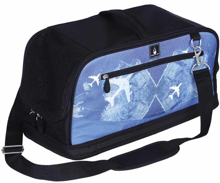 Nobby Santorini cestovní taška pro zvířata do 5kg 48x22x23cm