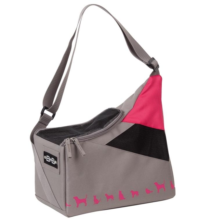Nobby KAIMAN taška 33x15x32cm růžová