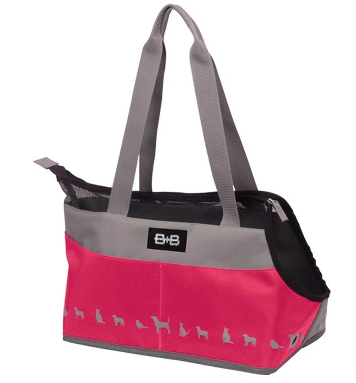 Nobby KAIMAN Daily taška 41x21x27cm růžová