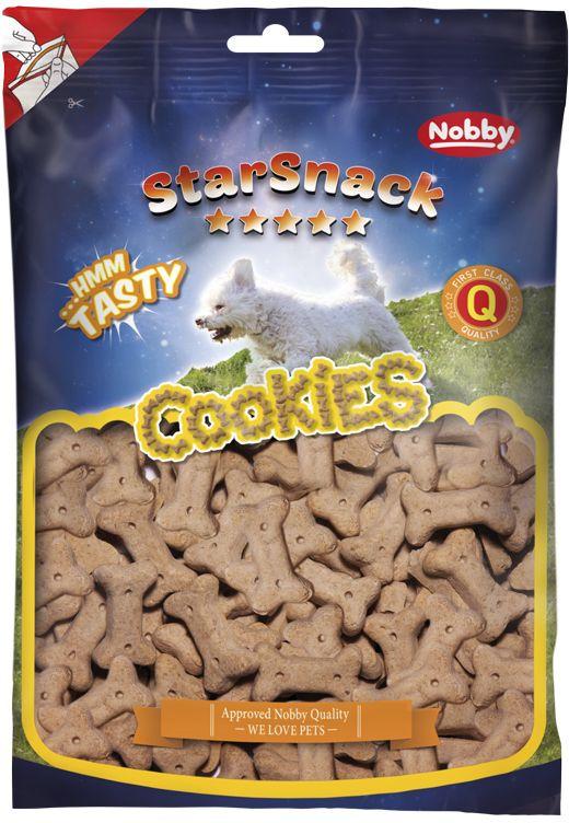Nobby StarSnack Cookies Lamb & Rice pečené pamlsky 500g