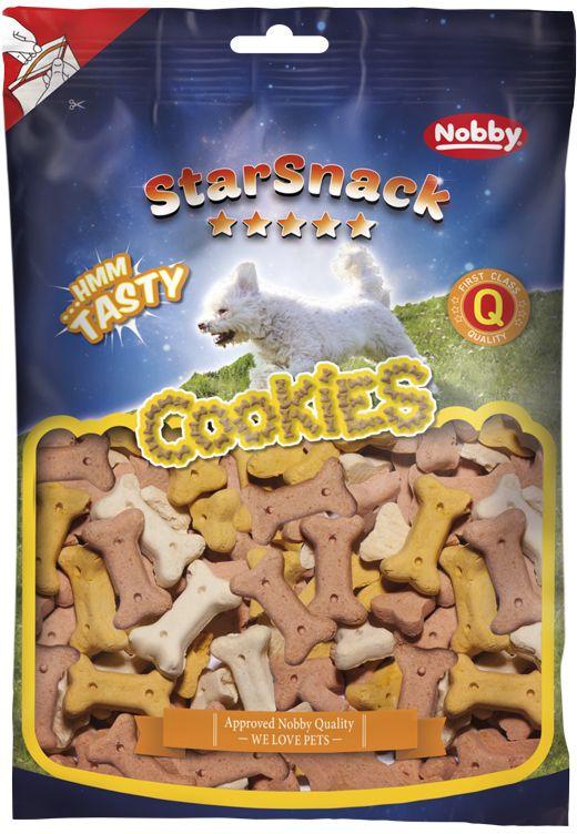 Nobby StarSnack Cookies Bones pečené kostičky 500g