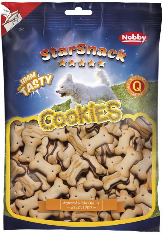 Nobby StarSnack Cookies Duo Bone pečené pamlsky 400g