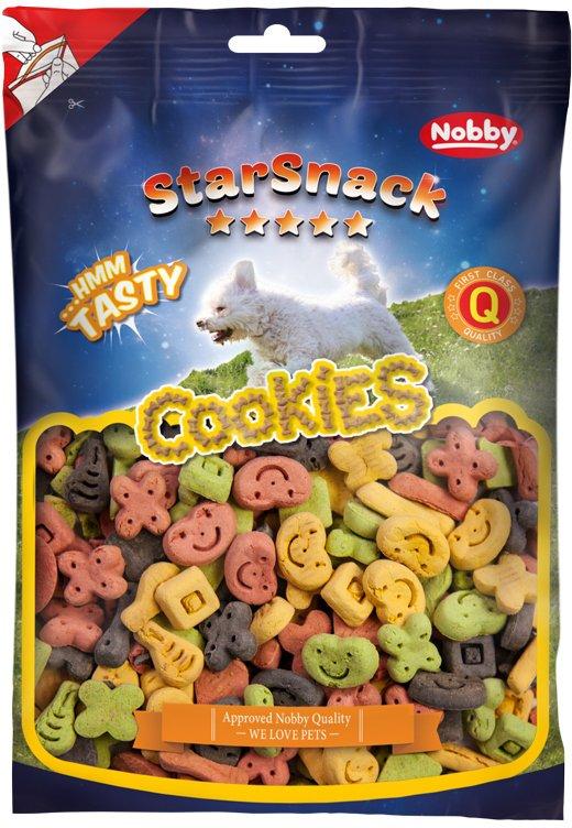 Nobby StarSnack Cookies Variant Mix pečené pamlsky 500g