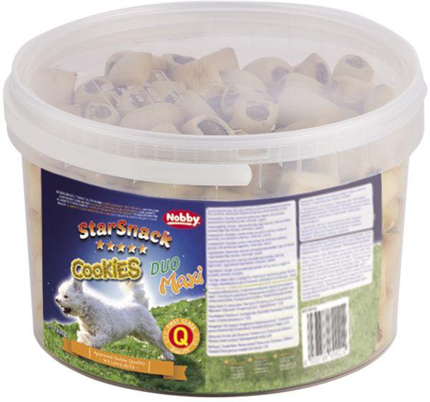 Nobby StarSnack Cookies Duo Maxi pečené pamlsky 1,3kg