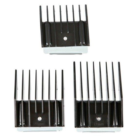 Moser 1247-7445 náhradní kovové nástavce set 3ks 6, 10 a 13mm