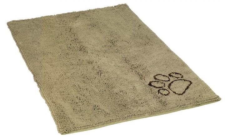 Nobby čistící podložka L pro psa světle šedá 152x91cm