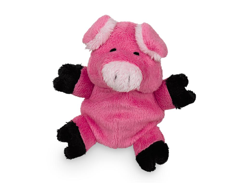 Nobby Piggy plyšové prasátko plnitelné 8,5 cm