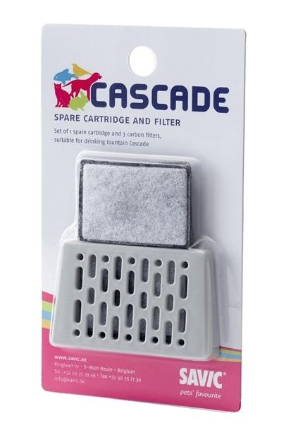Savic Cascade filtr k fontáně 3ks