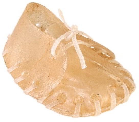 Nobby botička z buvolí kůže malá 7cm/8g 1ks