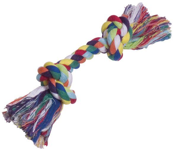 Nobby barevné lano 2x uzel bavlna 90g