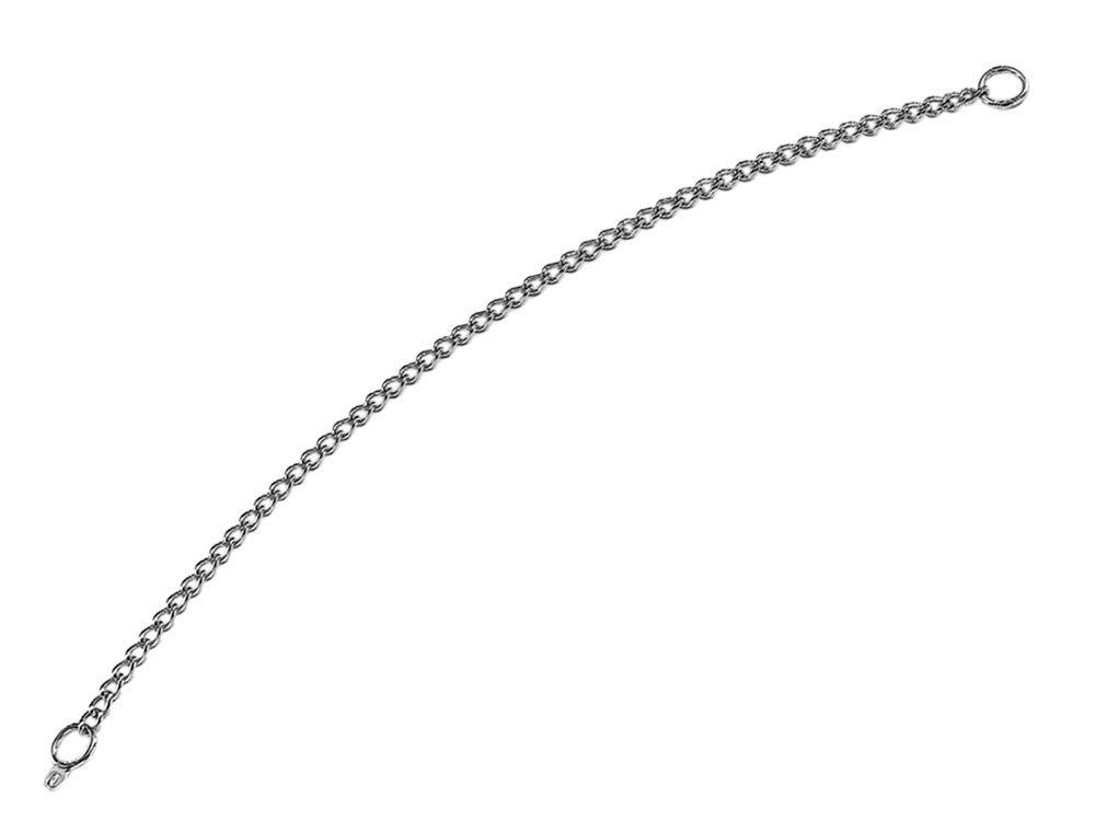 Nobby řetízkový obojek nerezová ocel 60cm