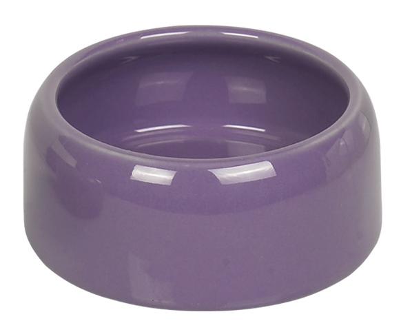 Nobby Classic keramická miska fialová 250ml