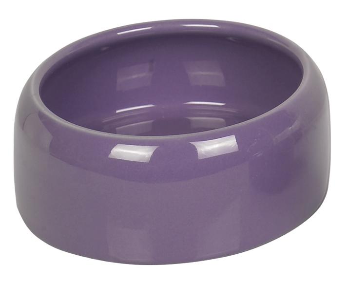 Nobby Classic keramická miska fialová 500ml