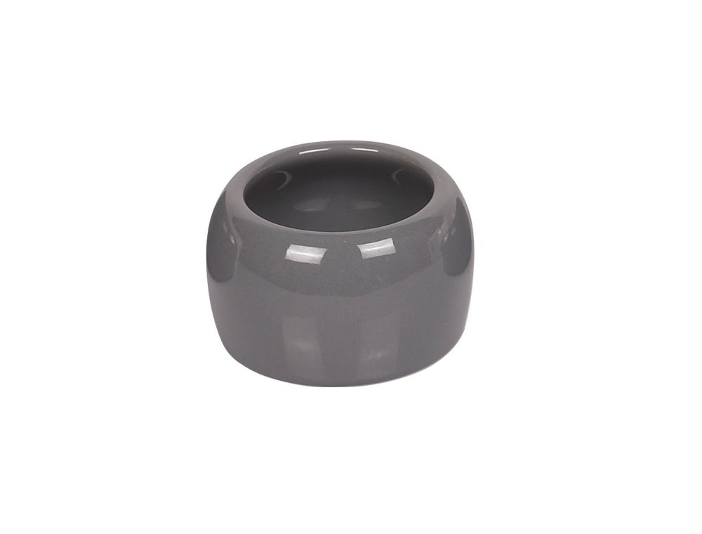 Nobby Classic keramická miska šedá 125ml