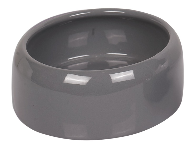 Nobby Classic keramická miska šedá 500ml