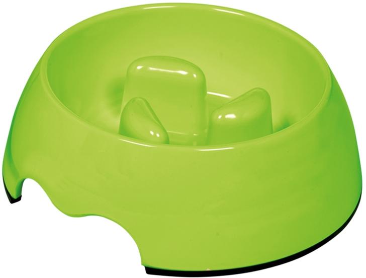 Nobby melaminová protihltací miska zelená 400ml