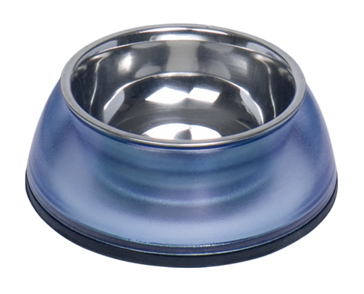 Nobby Diva Clear miska v modrém pouzdře 200ml