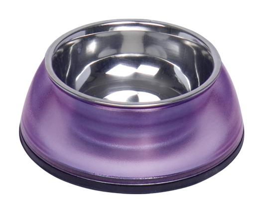 Nobby Diva Clear miska fialové pouzdro 200ml