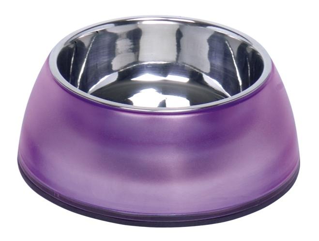 Nobby Diva Clear miska fialové pouzdro 800ml