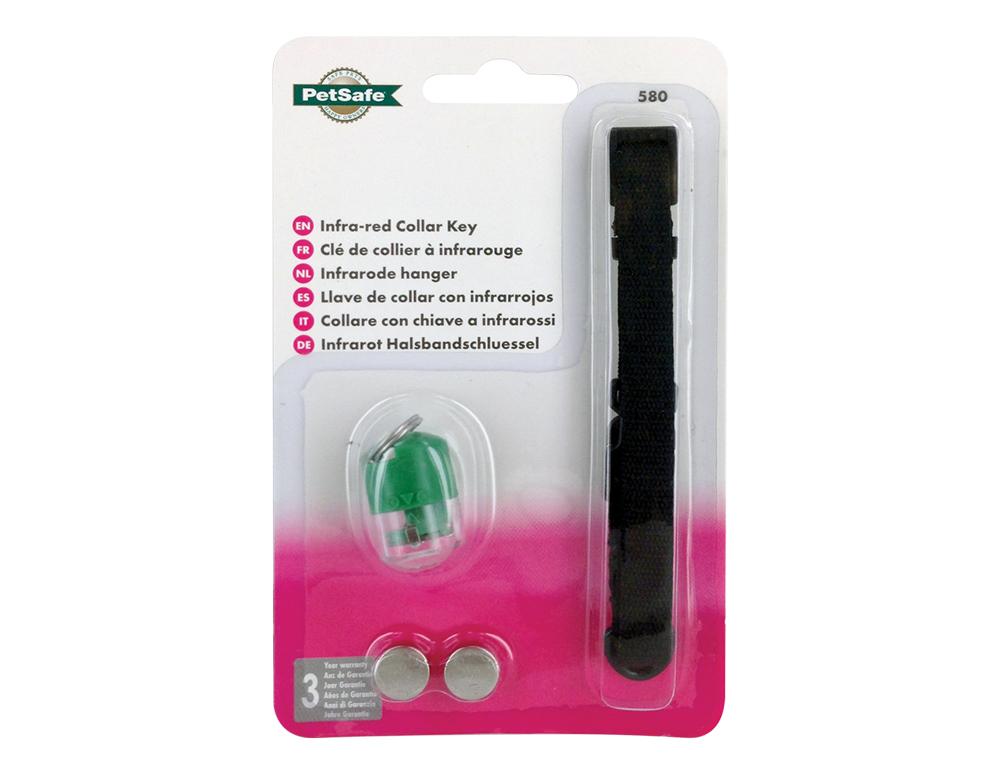 Staywell 580 Infra-Red náhradní klíč zelená