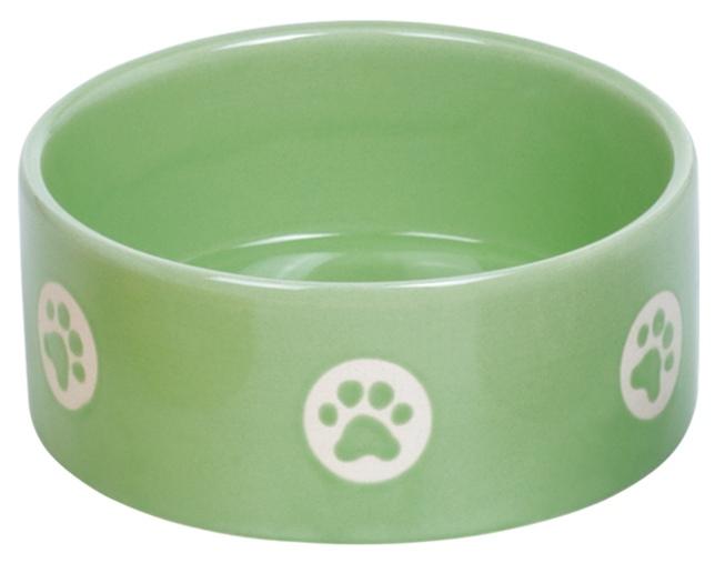 Nobby TASSU keramická miska zelená 15x6cm