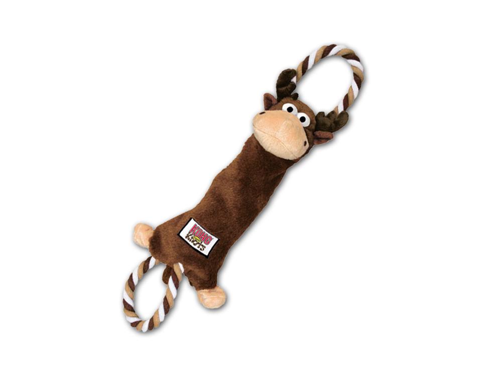 Kong Tugger Knots Moose přetahovadlo los M/L 48cm