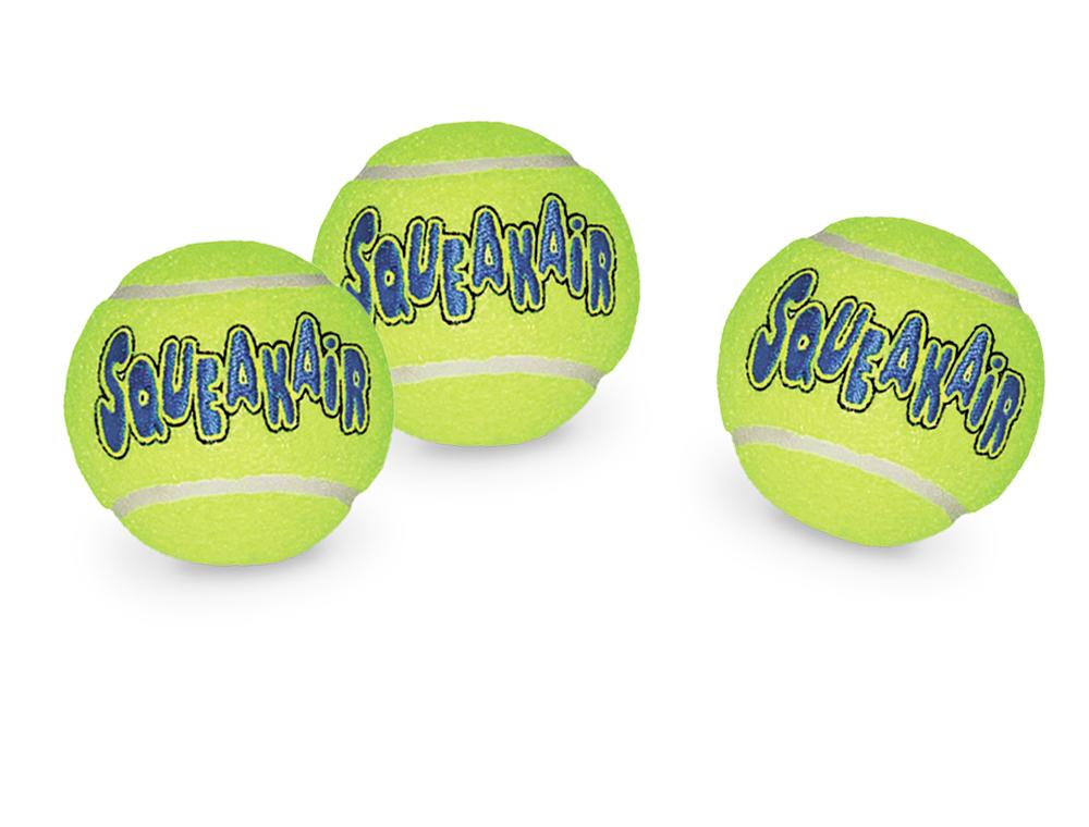Kong AirDog M tenisový míček 3ks / 6,4cm