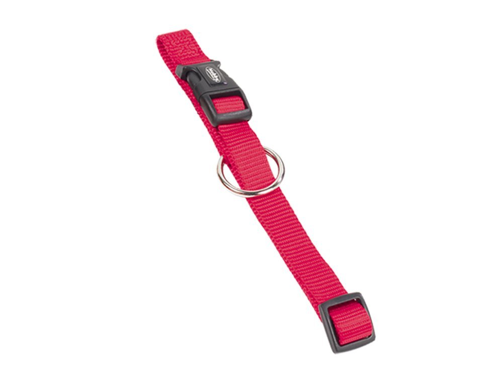 Nobby Classic obojek 13-20cm červená