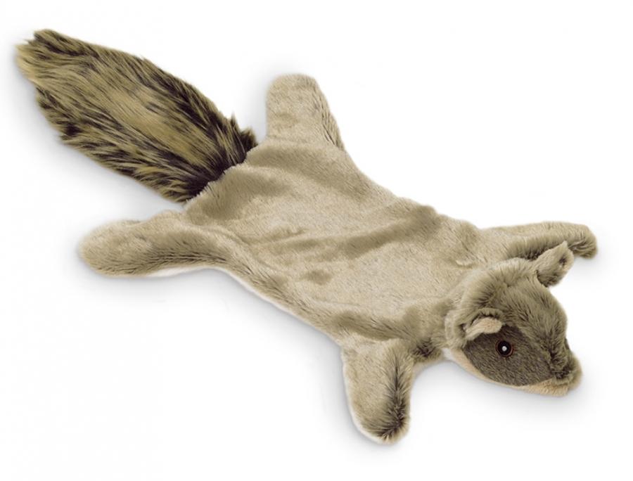 Nobby Squirrel plyšová šustivá veverka 51cm